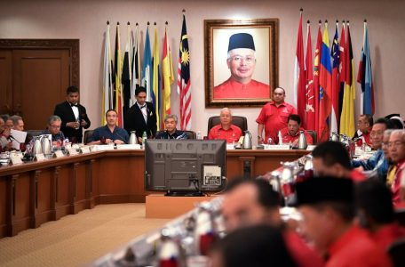 07saynof 1512571182 456x300 - Najib Chairs Umno and BN Supreme Council Meetings