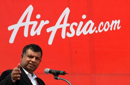 Tony Fernandes 456x300 - Tony Fernandes: Will He Fly High Again?
