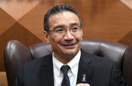 hishammuddin hussein 456x300 - NKRA Review on Crime Reduction Nets Impressive Figures for Police