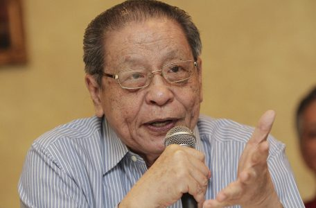lim kit siang1 07022017 456x300 - The Potential To Be An Impressive Leader