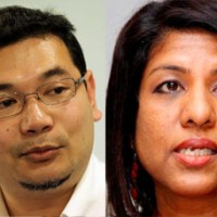 rafizi ramli cynthia gabriel 200 200 - Leaked Emails Show Zionist Lobby Group Did Work for PKR Official