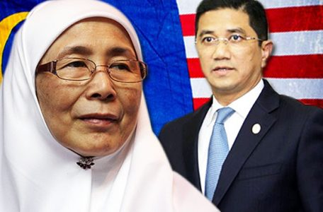 wan azizah azmin ali 456x300 - Former PKR Official: Video Leaks Masterminded By Wan Azizah's Camp