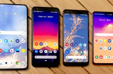 androidphones 2x1  456x300 - What You Need to Avoid Doing to Your Phone