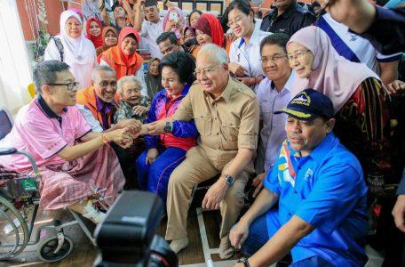 08NajibVisit 1510027462 456x300 - Penang II: Najib Targets Penang