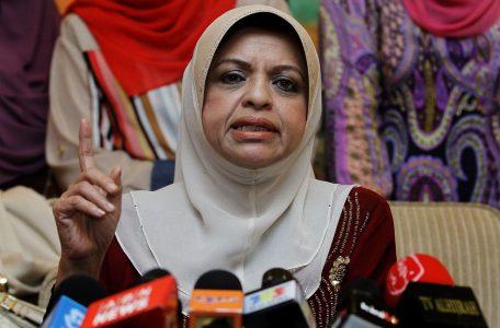 Shahrizatii 09112014 456x300 - Shahrizat Decries DAP's Threatening of Perak Female Exco
