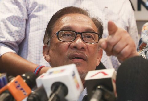 Anwar's Final Act Showing Signs of Early Fizzle