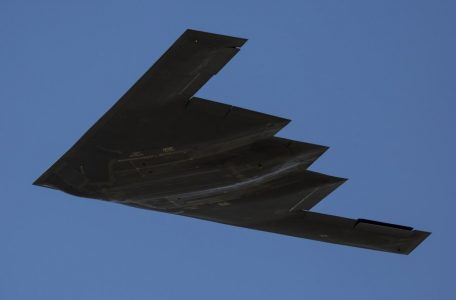lossy page1 3670px B 2 Spirit Dyess AFB Air Show 2018 19 456x300 - Tensions Rise on Korean Peninsula