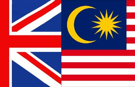 malaysia bristish flag 456x295 - UK is Keen to Boost Trade and Reset Ties With Malaysia